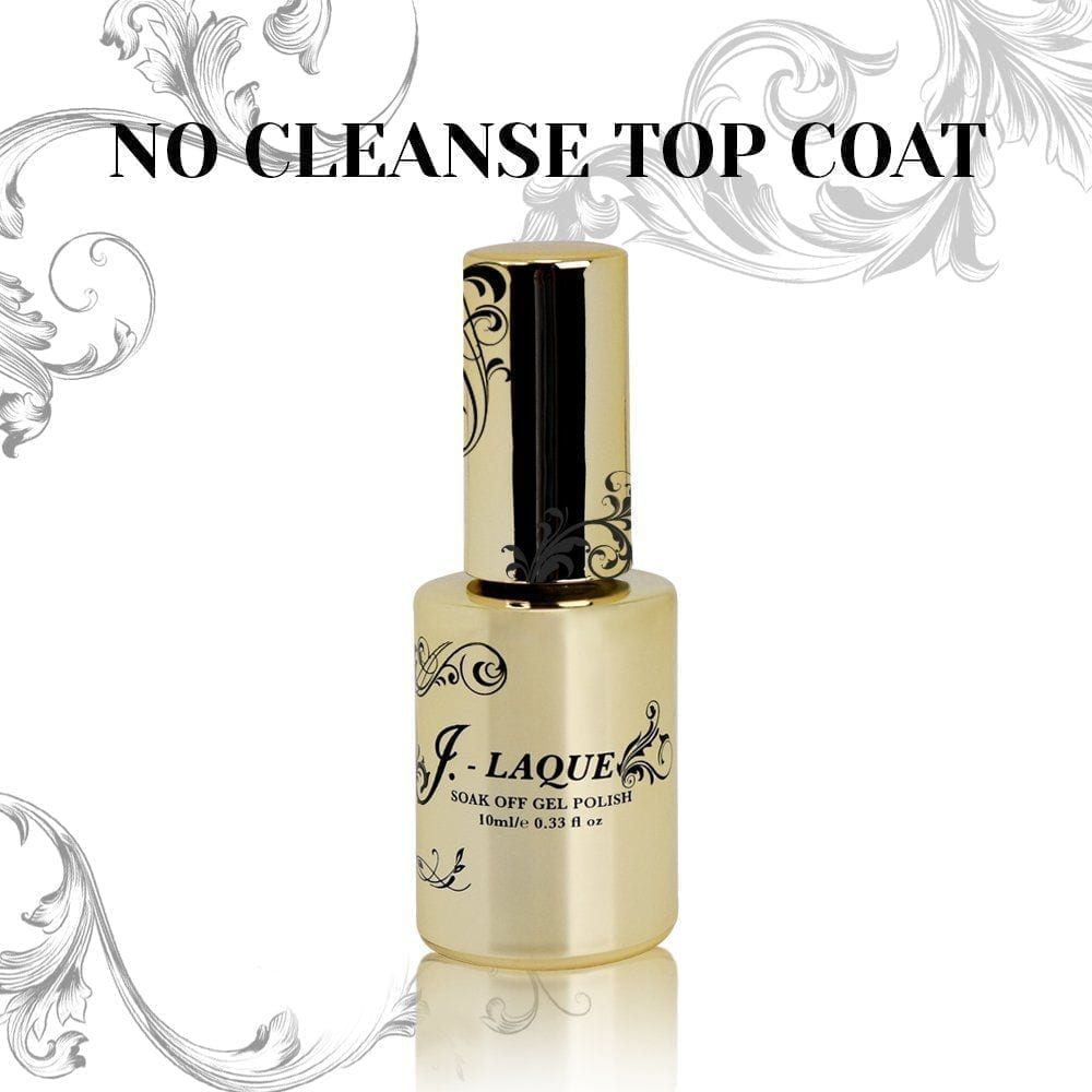 NoCleanseTopCoat, JannaNails, Fintions&TopCoat